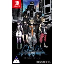 Square Enix Neo The World Ends With You Ns