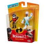 INCREDIBLES - 2 Preschcol 2PK Figures