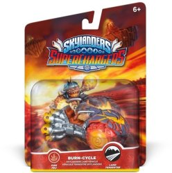 Activision Skylanders Superchargers - Character Burn Cycle Wave 2.1 For 3DS Wii Wii U Ios PS3 PS4 Xbox 360 & Xbox One
