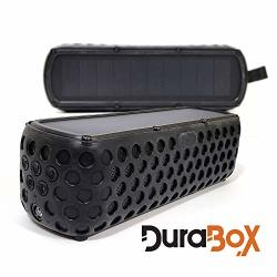 DuraBox Outdoor Solar Bluetooth Speaker Durable Waterproof Bluetooth Speaker With Silica Gel Casing Up To 50 Hours Of Playtime