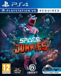 Ubisoft Space Junkies VR PS4
