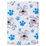 LITTLE ONE - Dog Generic Baby Receiving Blanket