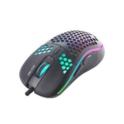 Xtrike Wired Optical Gaming Mouse 7 Buttons Rgb Dpi 6400 GM-512