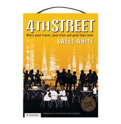 4th Street Sweet White 1 X 3l