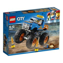 LEGO CITY Great Vehicles Monster Truck - 60180