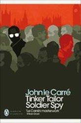 Tinker Tailor Soldier Spy Paperback