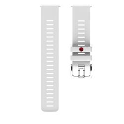 Polar Grit X Silicone White Wrist Strap Size M l