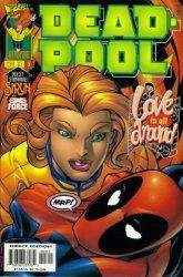 Marvel Comics Deadpool 3 : Stumped Marvel Comic Book 1997