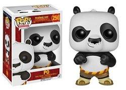 Funko Pop Movies Kung Fu Panda Po Vinyl Action Figure 4560 Collectible Toy 3.75