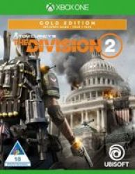 Ubisoft Tom Clancy& 39 S The Division 2 - Gold Edition Xbox One