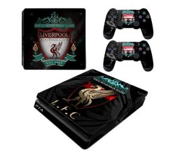 SKIN-NIT Decal Skin For PS4 Slim - Liverpool