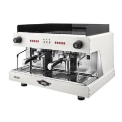 Wega Pegaso Commercial Espresso Machine - 3 Group Evd Automatic White