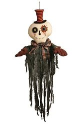 Morbid Enterprises Singing Shaking Ghost Halloween Decor Multi One Size