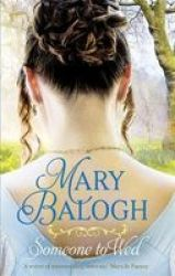 Someone To Wed Paperback