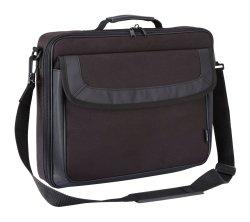 Classic Targus - 15-15.6 Clamshell Laptop Case Black