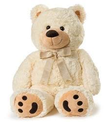 Joon Big Teddy Bear - Cream