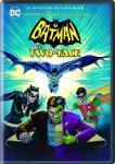 Batman Vs. Two-face DVD