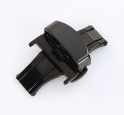 18MM Deployant Clasp buckle With Double Push Button Release