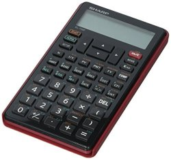 THE BEST Sharp EL-738FB 10 Digit Financial Calculator