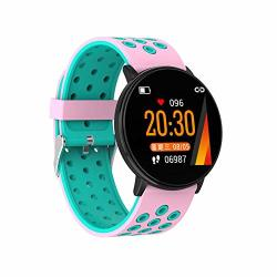 Pqfyds Smart Watch Stopwatch Pedometer Calorie Sport Watch 1.3 Inch Heart Rate Monitor Fitness Tracker For Men And Women