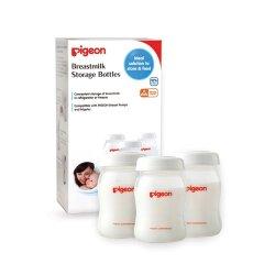 Pigeon Breast Milk Storage 3PC