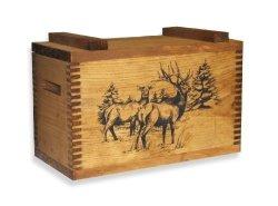 Evans Sports Standard Ammo Box Elk