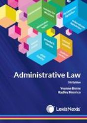 Administrative Law Paperback 5TH Edition