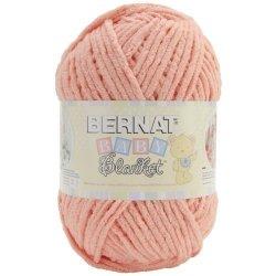 Spinrite Bernat Blanket Big Ball Baby Peach Yarn