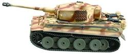 USA Easy Model Tiger I Early Type Das Reich-russia 1943 Military Vehicle Kit