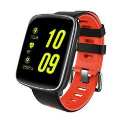 Gft GV68 Smart Watch With 1.54 Inch Tft HD Lcd Display And Silicone S
