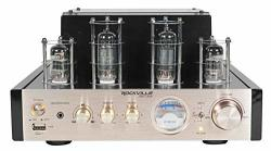 Rockville Blutube 70W Tube Amplifier home Theater Stereo Receiver With Bluetooth