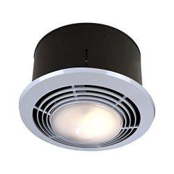 Broan Exhaust Fan Heater And Light, Bathroom Heater Fan Light Reviews