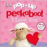 Pop-up Peekaboo I Love You Board Book