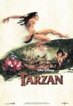 "POSTER STOP ONLINE Tarzan - Movie Poster Size: 27"" X 39"""