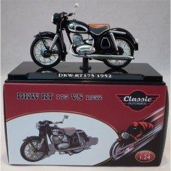 CLASSIC Motorbikes - 1 24 - Dkw Rt 175 Vs 1952 Die Cast Model