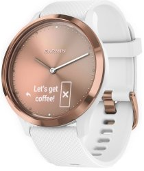 Garmin 010-01850-12 Vivomove HR Sport Watch in Rose Gold