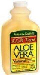 Fruit Of The Earth Fruit Aloe Vera Juice 32 Oz