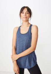 Cotton On Training Tank Top - Indigo Marle