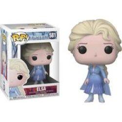 Funko Pop Disney Frozen Ii: Elsa Vinyl Figure