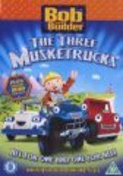 Bob the Builder: The Three Musketrucks DVD