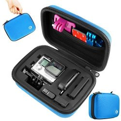 CamKix Carrying Case For Gopro Hero 4 Black Silver Hero+ Lcd 3+ 3 2 - Ideal For Travel Or Home Storage - Complete Protection