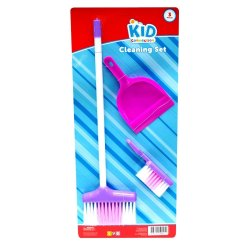 KIDCONNECTION - Cleaning Set On Card