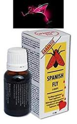 The Original Spanish Fly Extra Unisex Orgasm Libido Desire Love Drops APHRODISIAC15ML Sex Aid Plus Love Potion Pen