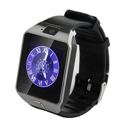 SOYAN Latest DZ09 Watch Phone Bluetooth Smart Watch Camera Watch Wristwatch With Camera Sim Card Sl