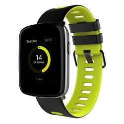 Bluetooth Smart Watch Keoker GV68 Heart Rate Smartwatch Swimming Sports Wristband Call Sm