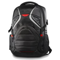 Targus Strike 17.3 Gaming Laptop Backpack Black Red