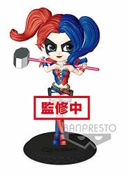 Banpresto - Figurine Dc Suicide Squad - Harley Quinn Classic Color Posket 14CM - 3296580826773