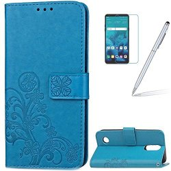 Mellonlu LG Stylo 4 Case LG Q Stylus Case LG Stylo 4 Plus Case LG Stylus 4  Case Premium Pu Leather Flip Fold Wallet | R | Cellphone Accessories |