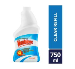 Windolene Trigger Glass Cleaner Clear 750ML