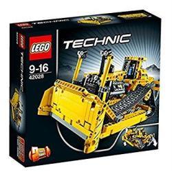 Lego Technic Bulldozer 42028
